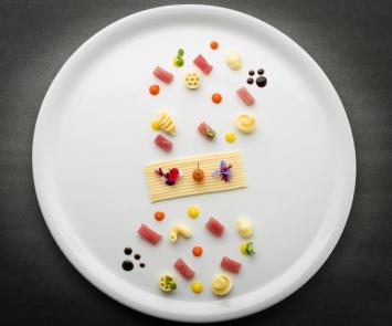Composizione di cibo